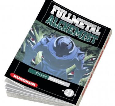 Fullmetal alchemist Fullmetal Alchemist T21