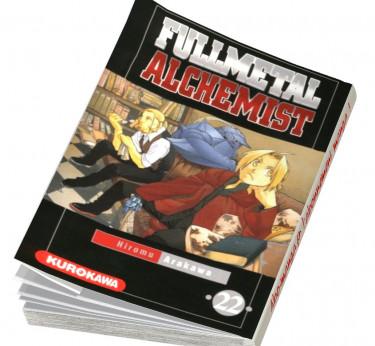 Fullmetal alchemist Fullmetal Alchemist T22