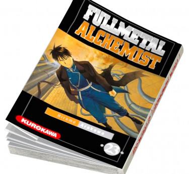 Fullmetal alchemist Fullmetal Alchemist T23