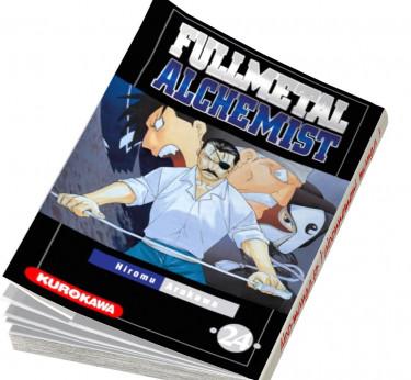 Fullmetal alchemist Fullmetal Alchemist T24