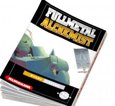 Fullmetal alchemist Fullmetal Alchemist T25
