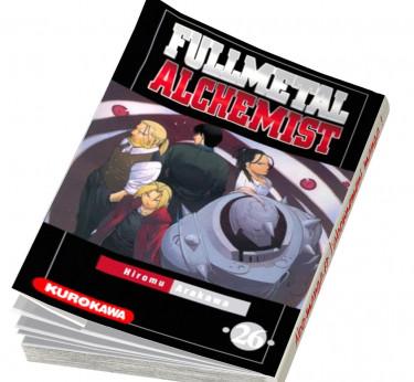 Fullmetal alchemist Fullmetal Alchemist T26