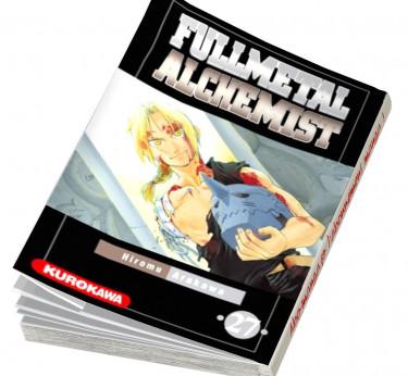 Fullmetal alchemist Fullmetal Alchemist T27
