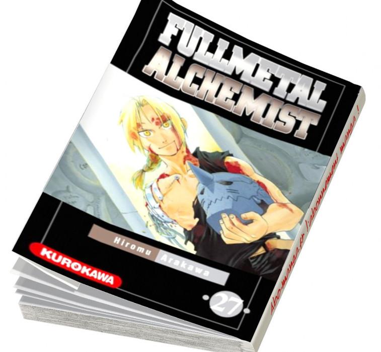 Fullmetal Alchemist T27