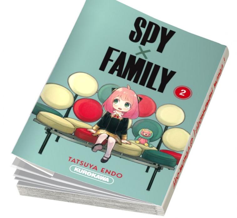 SPY×FAMILY T02