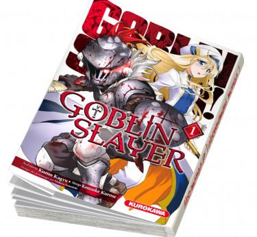 Goblin Slayer Goblin Slayer T01