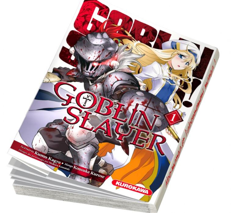 Goblin Slayer T01