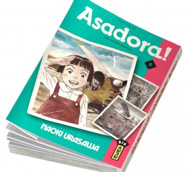 Asadora ! T02 Abonnez-vous pour 6 tomes !