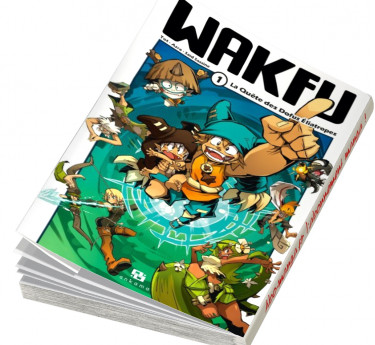 Wakfu Wakfu T01