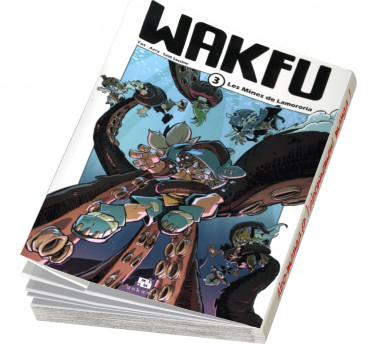Wakfu Wakfu T03