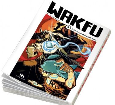 Wakfu Wakfu T04