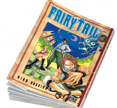 Fairy tail Fairy Tail T04