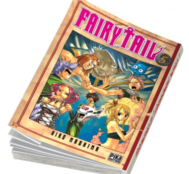 Fairy tail Fairy Tail T05