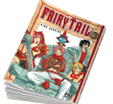Fairy tail Fairy Tail T10
