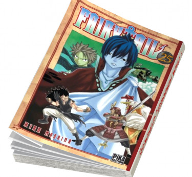 Fairy tail Fairy Tail T25
