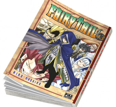 Fairy tail Fairy Tail T43