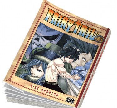 Fairy tail Fairy Tail T46