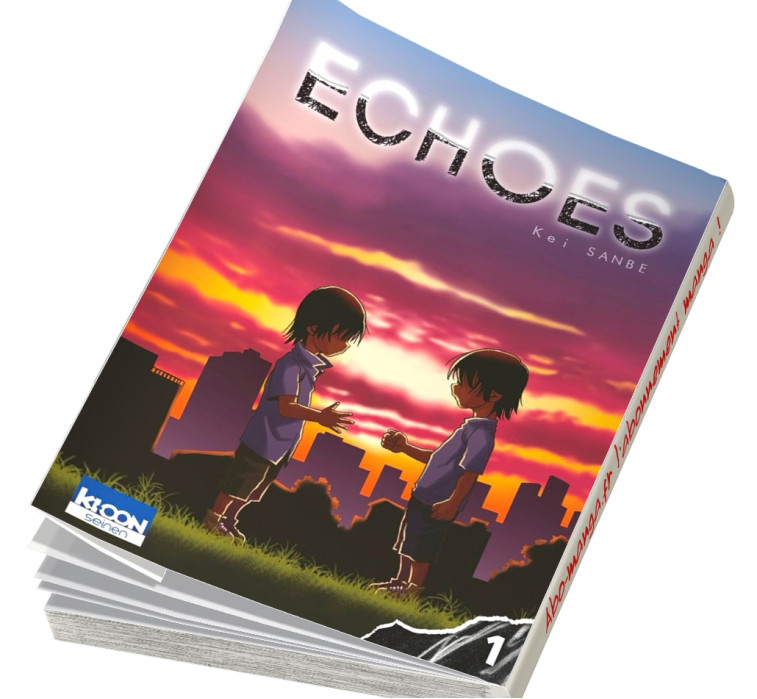 Echoes (Sanbe Kei) T01
