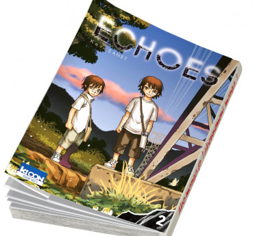 Echoes Echoes (Sanbe Kei) T02