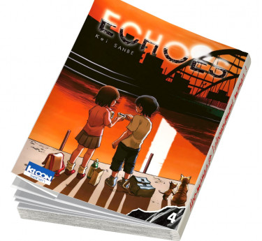 Echoes Echoes (Sanbe Kei) T04