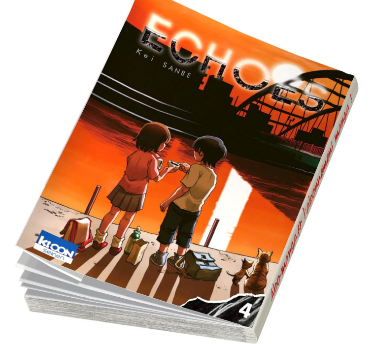 Echoes (Sanbe Kei) T04