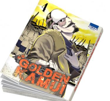 Golden kamui Golden Kamui T04