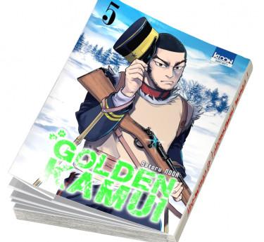 Golden kamui Golden Kamui T05