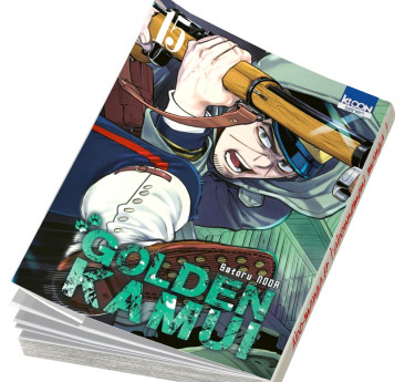 Golden kamui Golden Kamui T15
