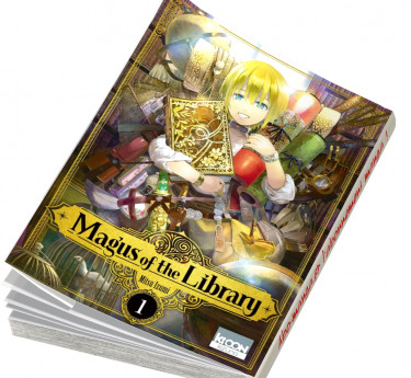 Magus of the library Magus of the Library T01