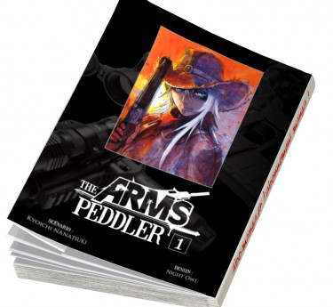 The arms peddler The Arms Peddler T01