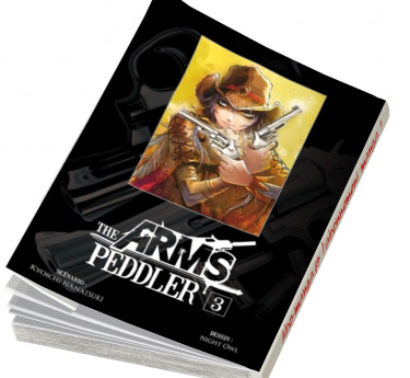 The arms peddler The Arms Peddler T03