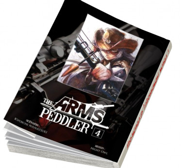The arms peddler The Arms Peddler T04