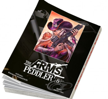 The arms peddler The Arms Peddler T05