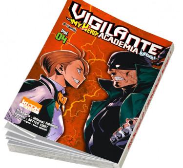 Vigilante - My hero academia Illegals Vigilante - My Hero Academia Illegals T04