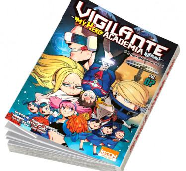 Vigilante - My hero academia Illegals Vigilante - My Hero Academia Illegals T07