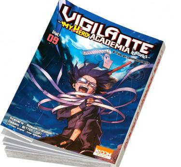 Vigilante - My hero academia Illegals Vigilante - My Hero Academia Illegals T09