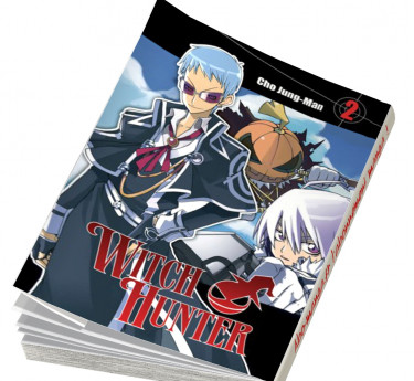 Witch hunter Witch Hunter T02