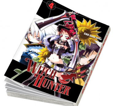 Witch hunter Witch Hunter T04