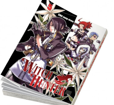 Witch hunter Witch Hunter T05