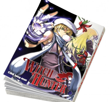 Witch hunter Witch Hunter T07