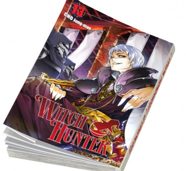 Witch hunter Witch Hunter T13