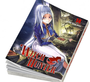 Witch hunter Witch Hunter T14