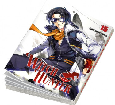 Witch hunter Witch Hunter T15