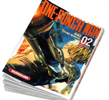 One-Punch Man T02