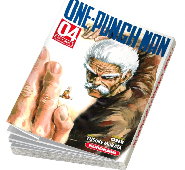 One-Punch Man T04