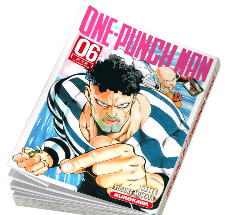 One-Punch Man T06