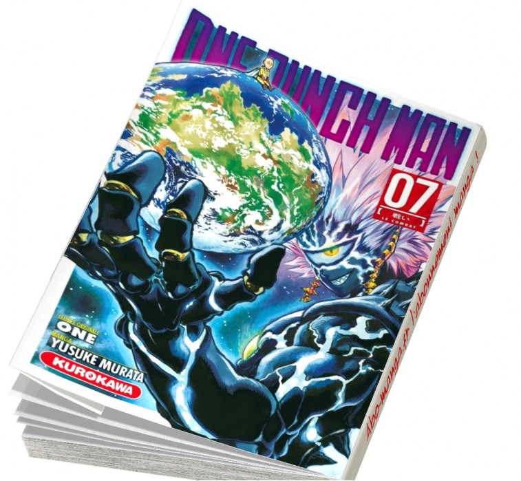 One-Punch Man T07