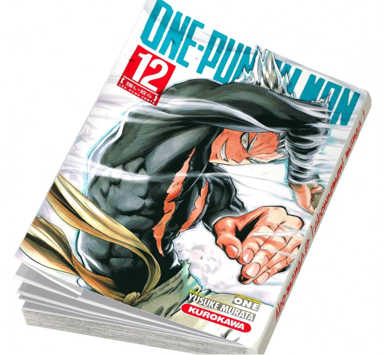 One-Punch Man T12
