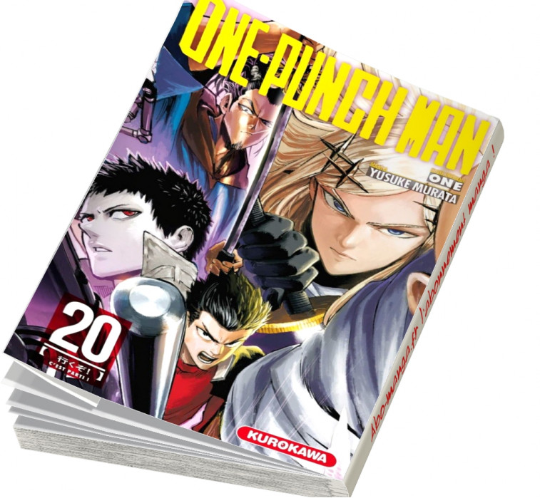 One-Punch Man T20