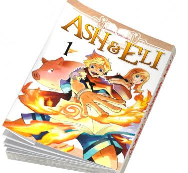 Ash & Eli Ash & Eli T01